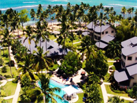 Best Hotel in Terrenas Dominican Republic. Best Lodging in Las Terrenas - Beachfront Hotel with Pool in Las Terrenas town.