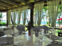 Where to Eat in Las Terrenas Dominican Republic - Rated #1 Best Restaurants in Las Terrenas on Trip Advisor. Fine Dining & Great Lunch at Tre Caravelle by the beach in las Terrenas DR.
