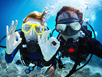 Scuba Diving Experts in Las Terrenas, Samana Dominican Republic. Do the Best Diving in Las Terrenas DR.