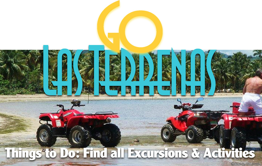 Best Excursions and Activities in Las Terrenas, Samana Dominican Republic.